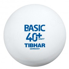 Топче за тенис на маса Tibhar basic 40+SYNTTNG